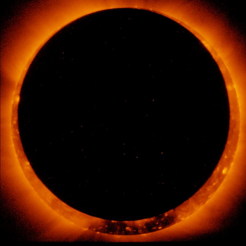 日食の観察方法!