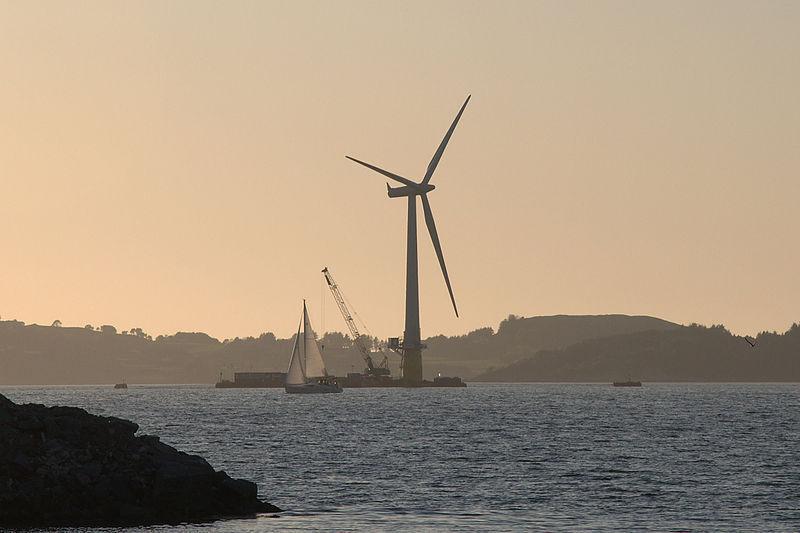 福島の海で発電だ!(再掲)