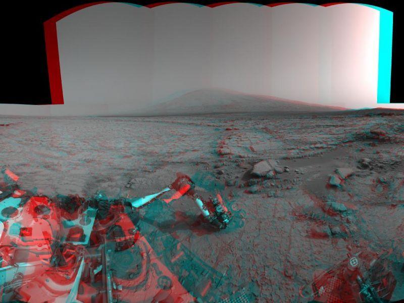 火星で天気予報!?(再掲)