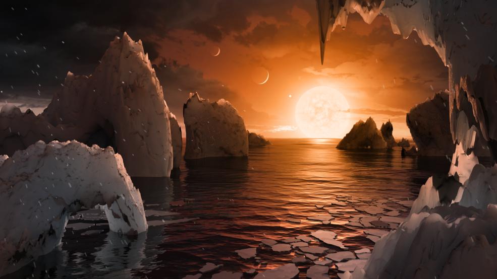 地球に似た惑星7つ~ひょっとしたら生命も!