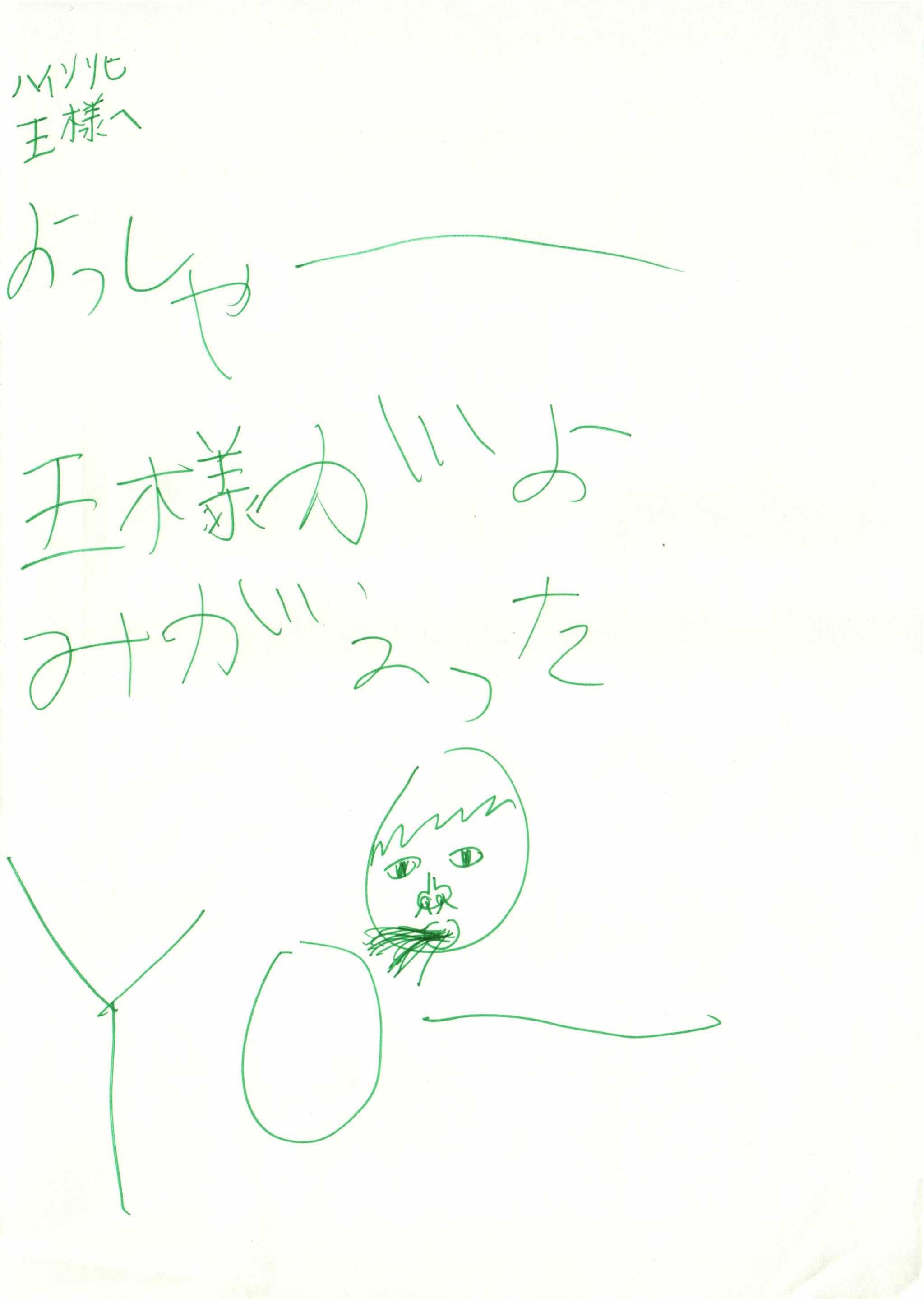 みんなのマインドマップ~カエルの王様(小学5年生)
