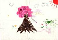 みんなのマインドマップ~種子植物の分類(小学1年生)