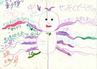みんなのマインドマップ~節足動物(小学3年生)