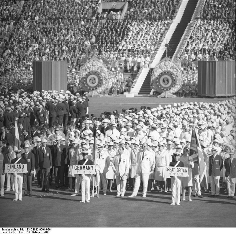 オリンピックと戦争~どんな歴史があったの?