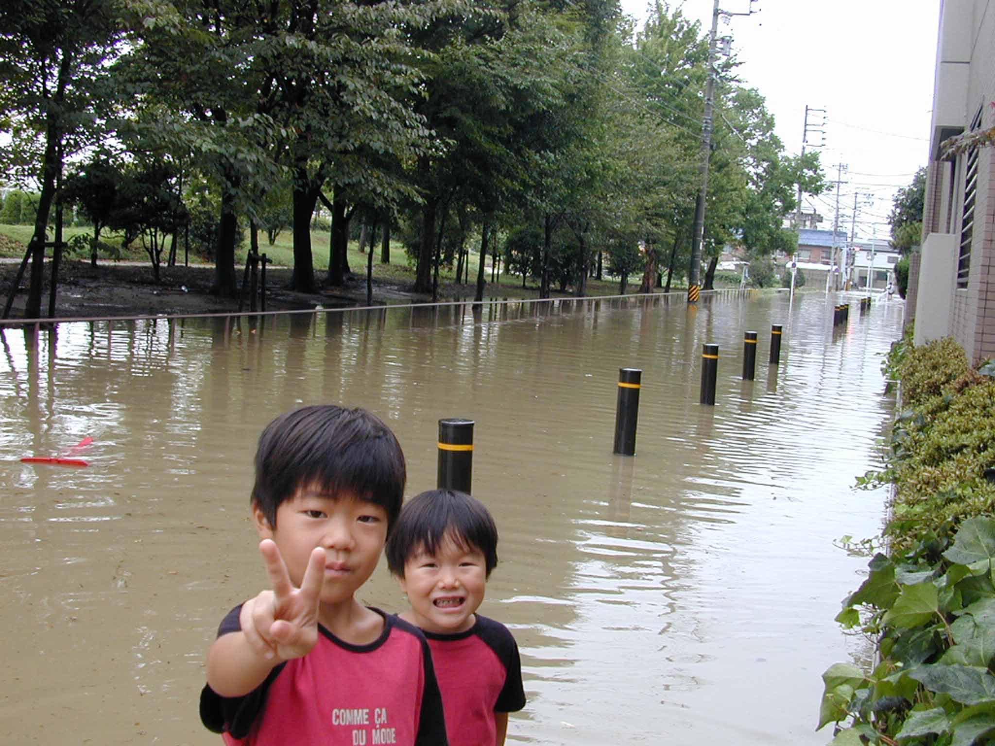 日本にひそむ災害リスク~ひとりひとりにできることは?(再掲)