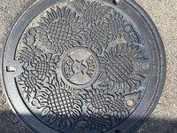 愛知県のマンホール~どんなデザインがいいと思う?