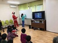 クリスマスチャリティーイベント「サンタと一緒にマインドマップを楽しもう♪」を開催しました(^^)/