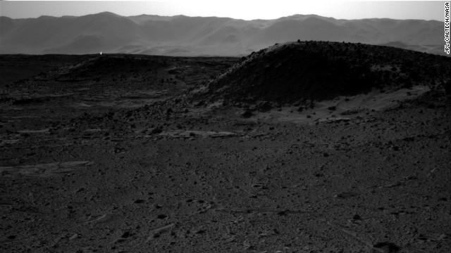 火星の写真に!?