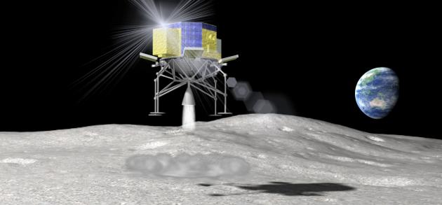 月面着陸にチャレンジ!~目指す穴とは?