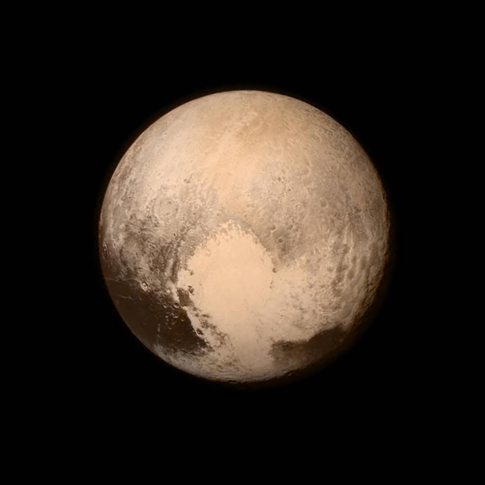 小さな小さな冥王星~発見したのはだれ?