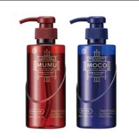 地肌と髪はやさしいシャンプーで毎日洗いましょう。