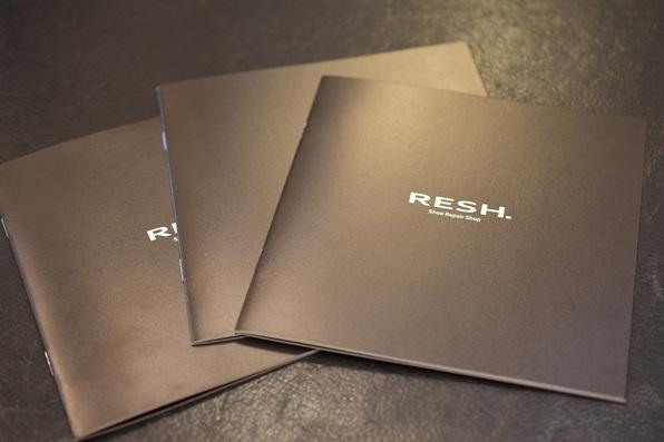 RESH  ビジュアルブック