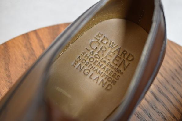 EDWARD GREEN (エドワードグリーン)+ハーフラバー