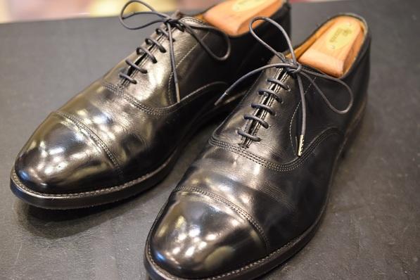 靴ひも交換 金属セル