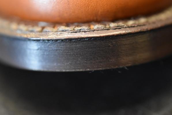 ALDEN(オールデン) +  真鍮「ブラス」 ヴィンテージスチール