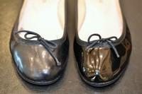 repetto レペット エナメル+靴磨き