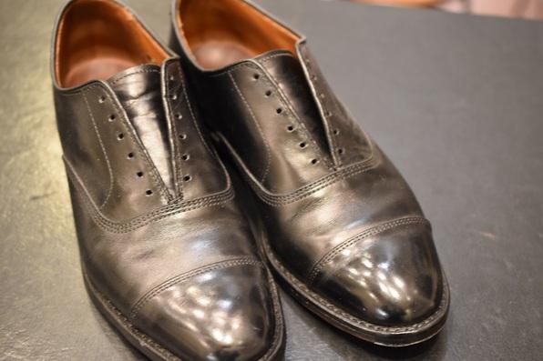 Allen Edmonds (アレンエドモンズ  靴磨き