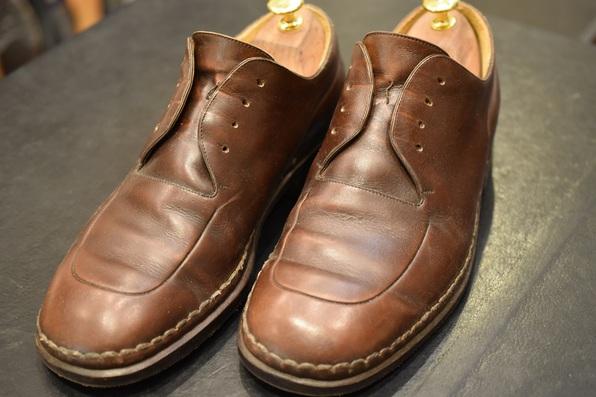 ENZO BONAFE エンツォボナフェ   靴磨き