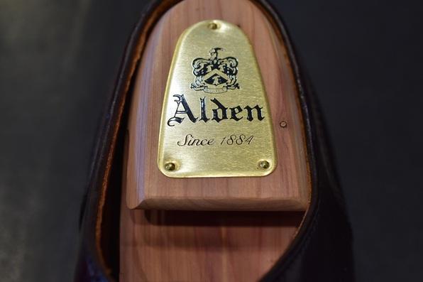 ALDEN(オールデン)   トライアンフスチール
