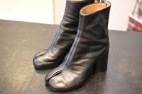 Maison Martin Margiela(マルタンマルジェラ) 足袋ブーツ + ハーフラバー