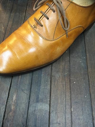 靴クリーニング