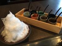 魯菴のかき氷