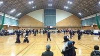 秋季少年剣道大会です。