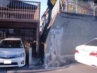 豊田市で間知ブロック擁壁改修工事を実施しました