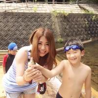 「男川やな」へ、鮎の摑み取りに行ってきました!! 2017/07/03 19:13:11
