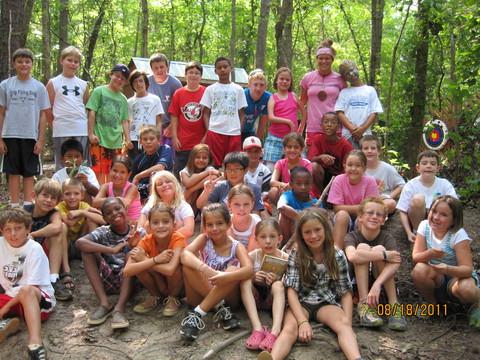 ノースカロライナ州 サマーキャンプ 実施地区と内容