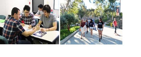ロサンゼルス 語学留学 (UC San Diego Extension)