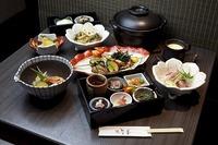 記念日は和食で
