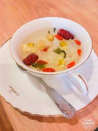 中国の菊花茶 水果茶