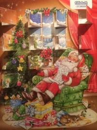 「アドベントカレンダー」クリスマスまであと7日!!