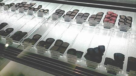 チョコレート専門店 セルフィーユに行ってきた。