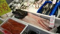 ピカイチ藤岡店の魚屋さん