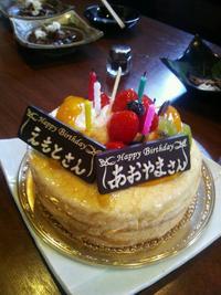 W店長´s    Birthday(*^^*)