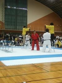 トヨタカップジュニア空手道選手権