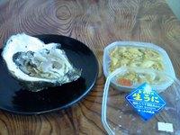 夏の旬おすすめのネタ・岩牡蠣と水ウニ