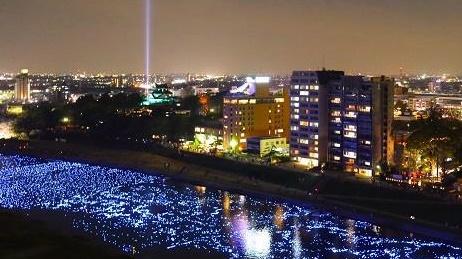 泰平の祈り in 岡崎市