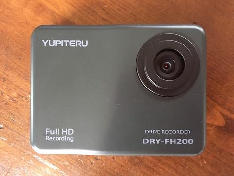 ユピテル製 ドライブレコーダーのリコール