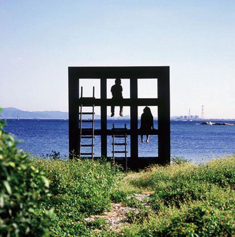 西尾市 佐久島へアート旅はいがが?