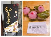 岡崎市 念願の和菓子屋さんへ