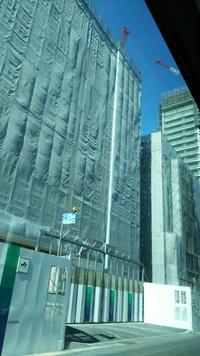 豊田市駅前かなり出来てきましたね&風来坊手羽先(*^^*)