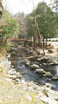 神越渓谷(豊田市)のカフェ