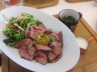 カフェリッチョ(四郷)の4種類ランチ大公開!?(笑)