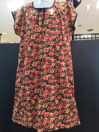 綿のホームドレス
