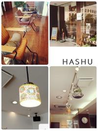 HAIR PLACE  ▶︎「HASHU」