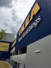 初!IKEA へ