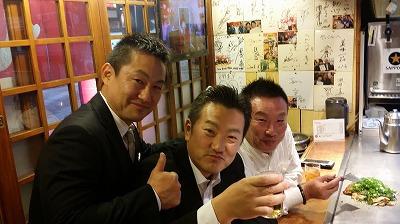 上田先輩と高山先輩